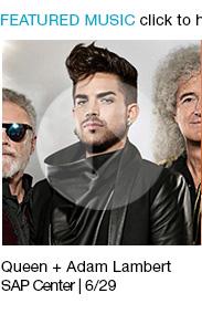 Listen to playlist Queen + Adam Lambert SAP Center | 6/29 link