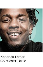 Listen to playlist Kendrick Lamar SAP Center  | 8/12 link
