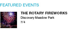 The Rotary Fireworks Discovery Meadow Park 7/4 link