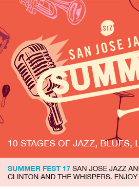Summer Fest 17 San Jose Jazz announces Chris Botti, George Clinton and the Whispers at Summer Fest 17! link