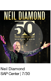 Listen to playlist Neil Diamond SAP Center | 7/30 link