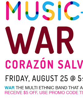 "war THE MULTI ETHNIC BAND THAT ASKED, ""WHY CAN'T WE BE FRIENDS?"" RECEIVE $5 OFF. USE PROMO CODE TSJ825. link"