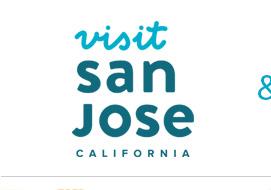 Visit San Jose Logo link