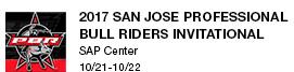2017 San Jose Professional Bull Riders Invitational SAP Center 10/21-10/22 link