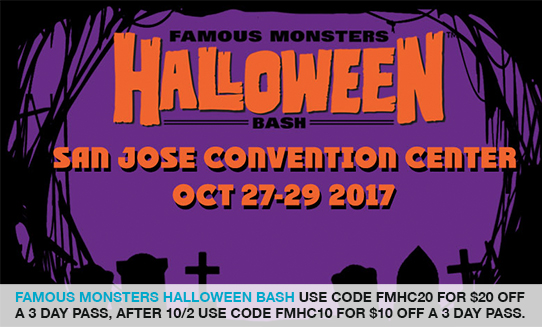 famous-monsters-halloween-convention   10/27-29 Link