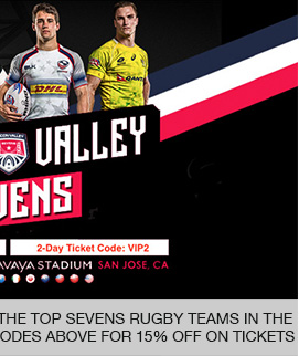 Silicon Valley Sevens Behold, 12 of the top sevens rugby teams in the world are coming to san jose. link