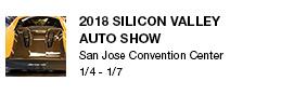 2018 Silicon Valley Auto Show San Jose Convention Center 1/4 - 1/7 link
