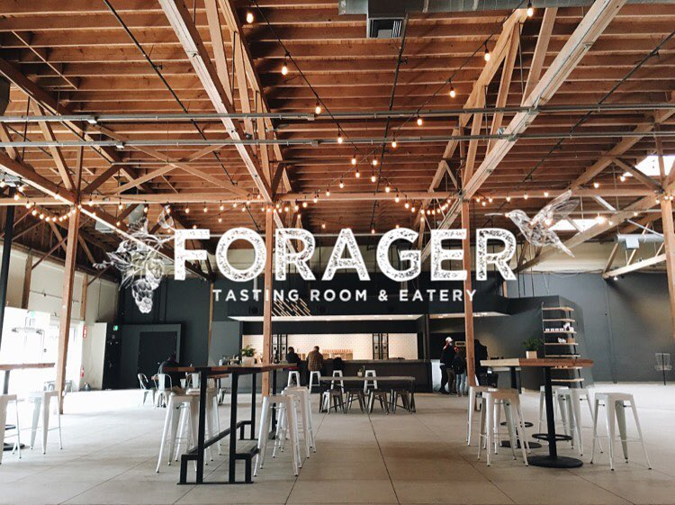 Forager Tasting Room Amp Eatery San Jose