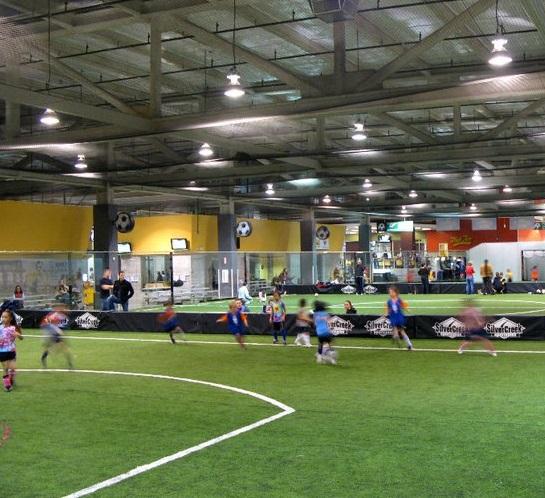 Silvercreek Sportsplex San Jose