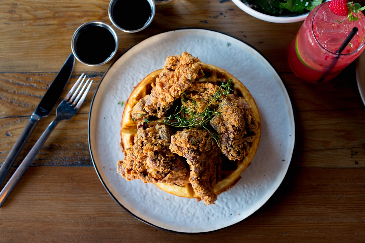 The Creek Eatery Fried Chicken & Waffles