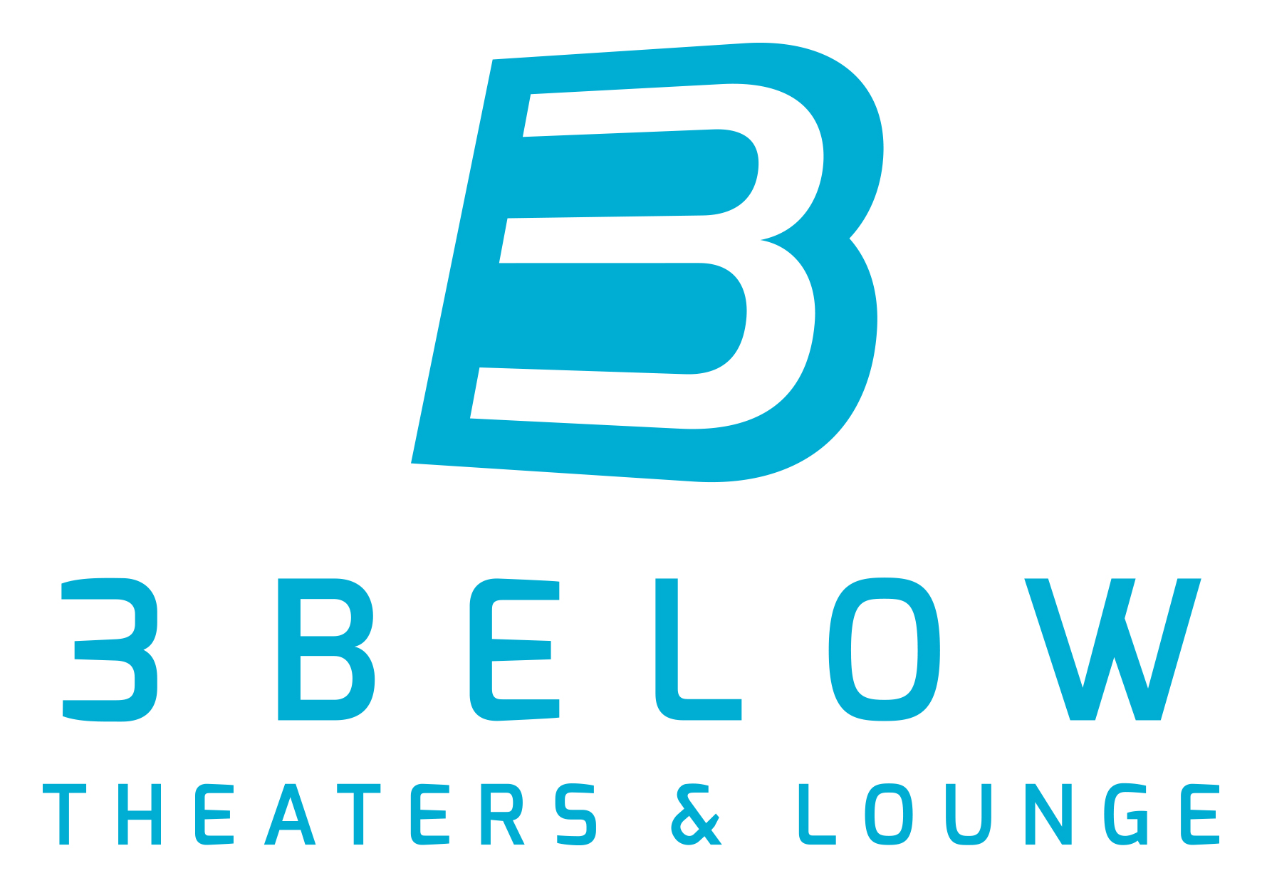 3Below Theaters logo