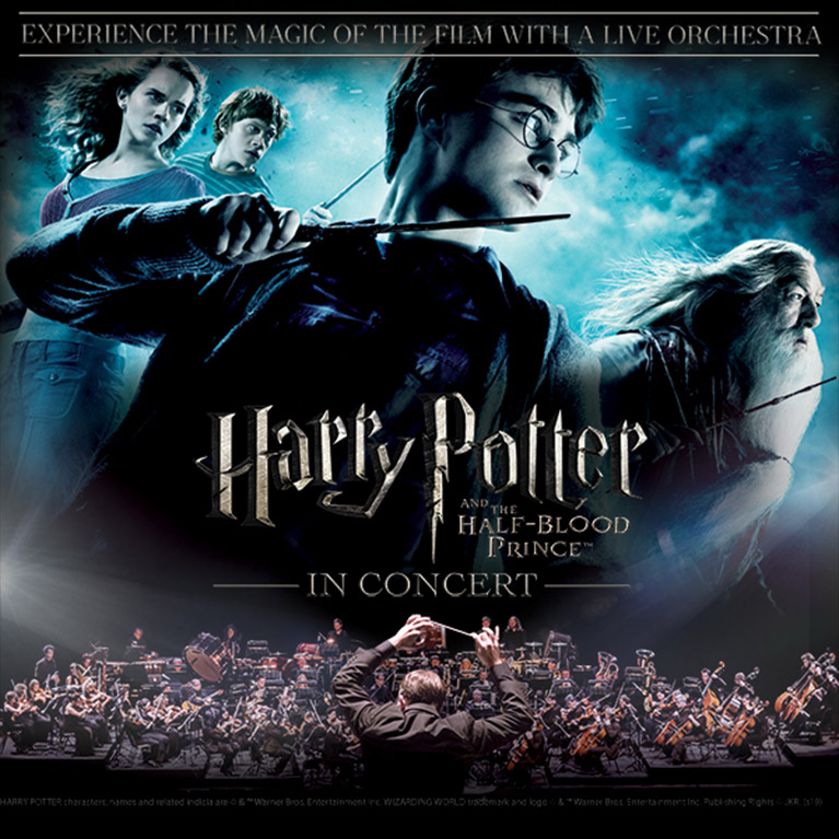 Industrial Light And Magic Harry Potter: Harry Potter And The Half-Blood Prince In Concert