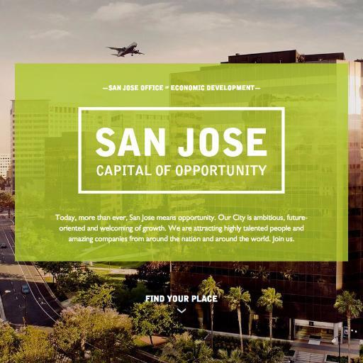 San Jose Capital of Opportunity Logo