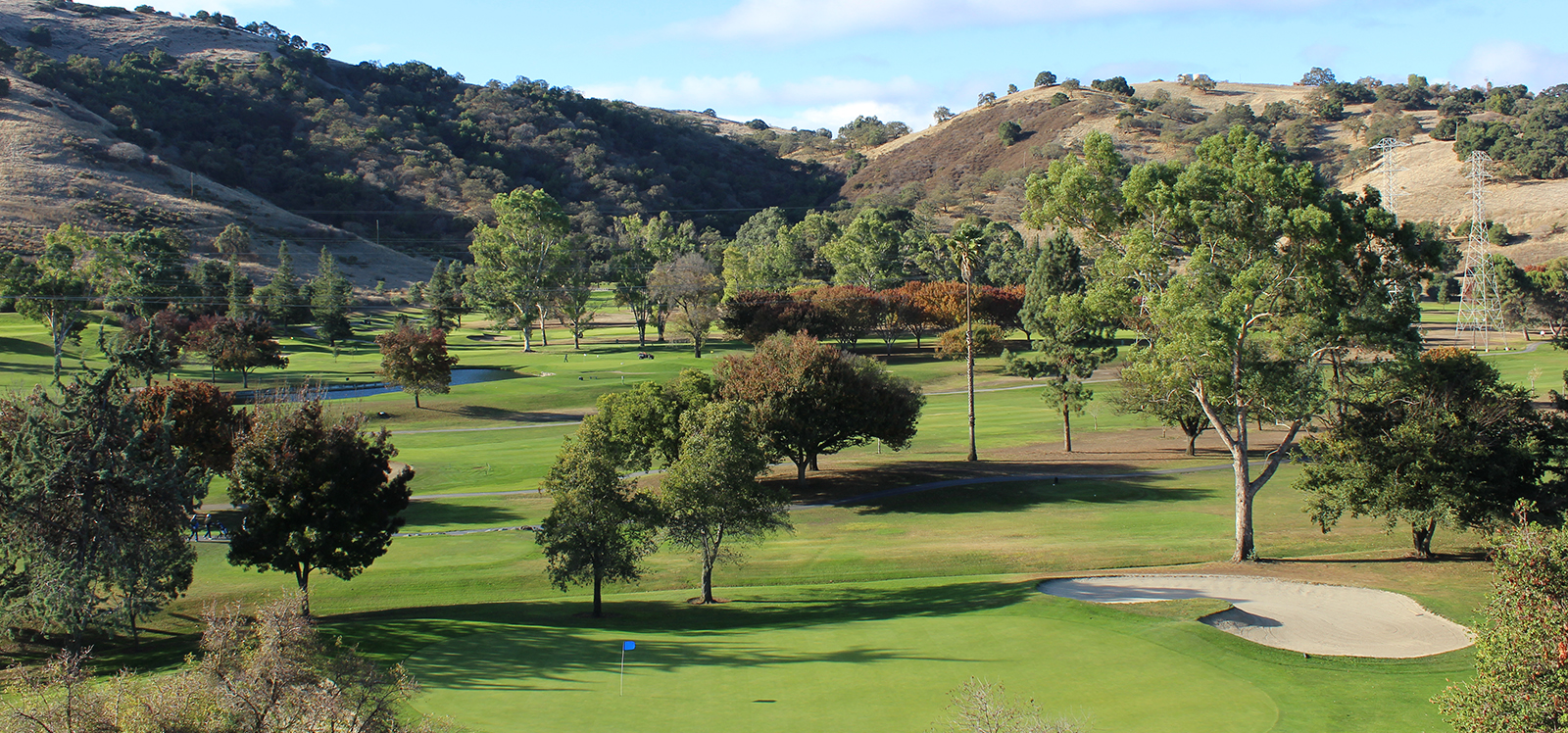 golf course at Santa Teresa Golf Club