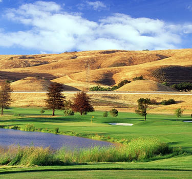 Coyote Creek Golf Couse - a Jack Nicklaus Signature Course