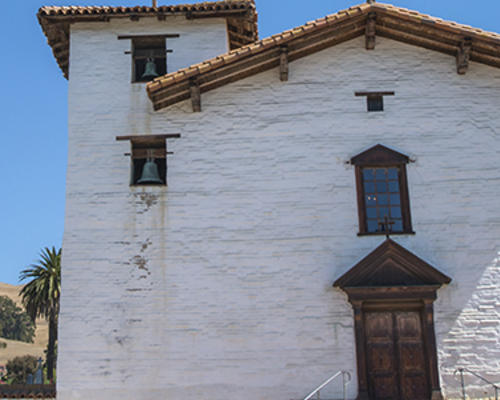 Mission San Jose in Fremont, California
