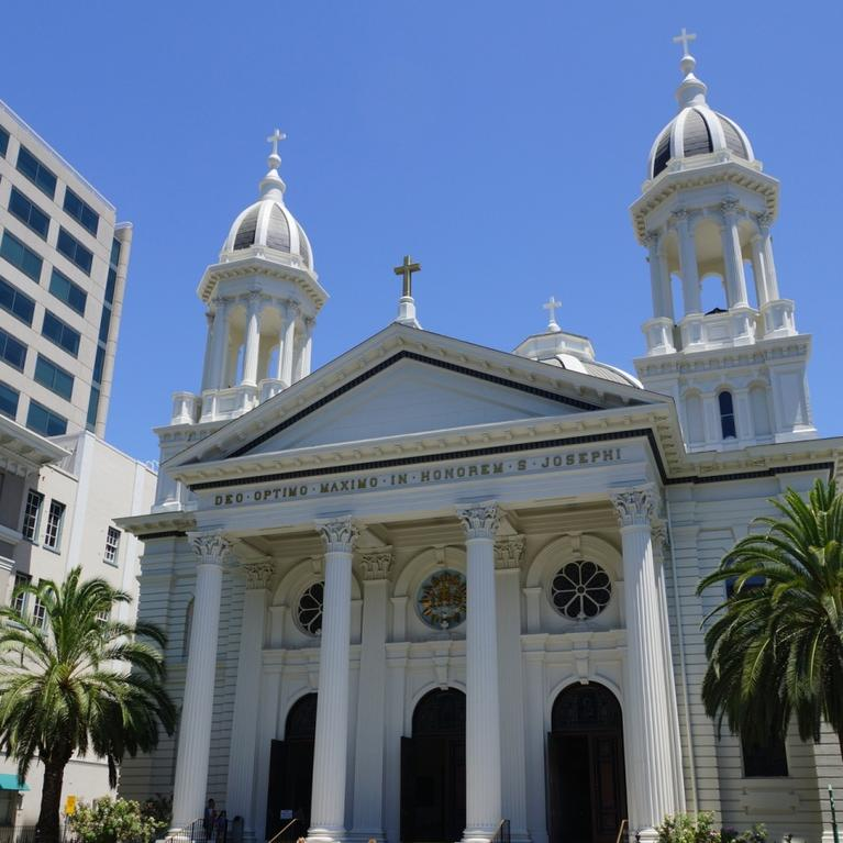 Cathedral Of St Joseph Christmas 2021