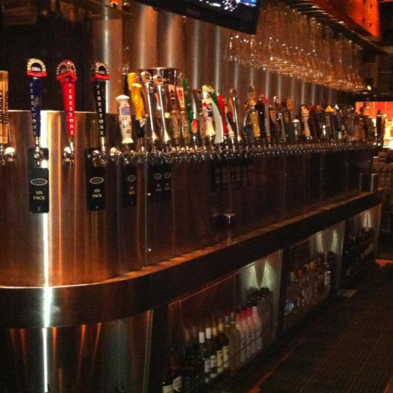 Yard House Beer On Tap