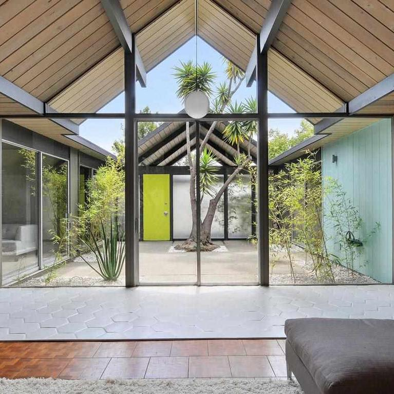 Eichler Home Drive-By Tours