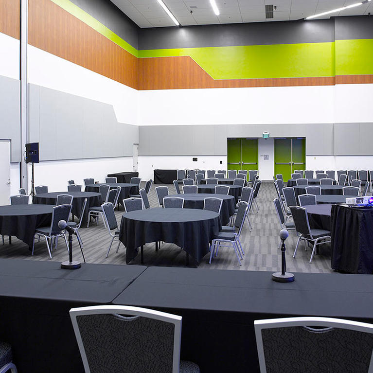 San Jose McEnery Convention Center Executive Ballroom