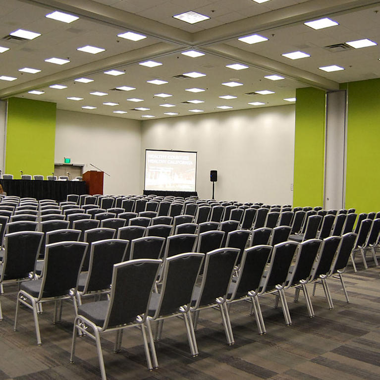 San Jose McEnery Convention Center Room 211