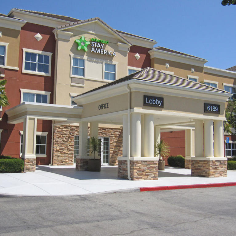 Extended Stay America San Jose Edenvale South Exterior