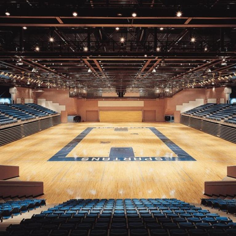 Event Center at San Jose State