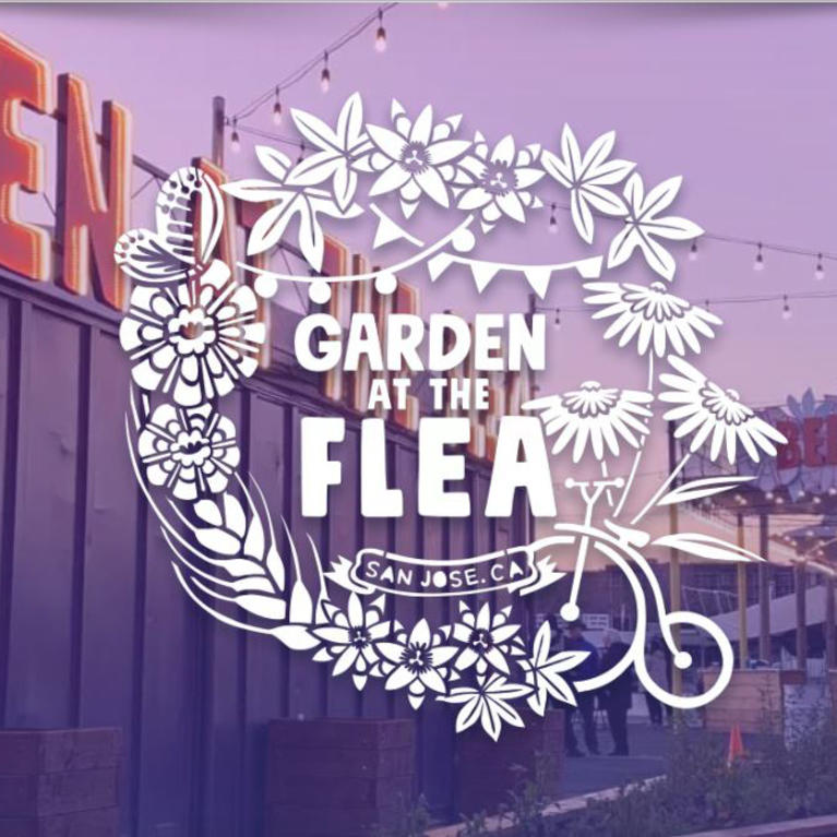 Garden at the Flea