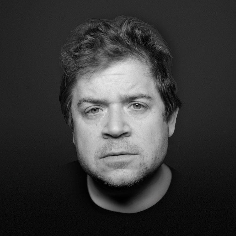 Patton Oswalt at the San Jose Civic in Downtown San Jose