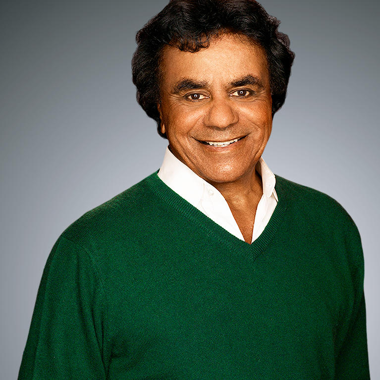 Johnny Mathis at the San Jose Civic in Downtown San Jose