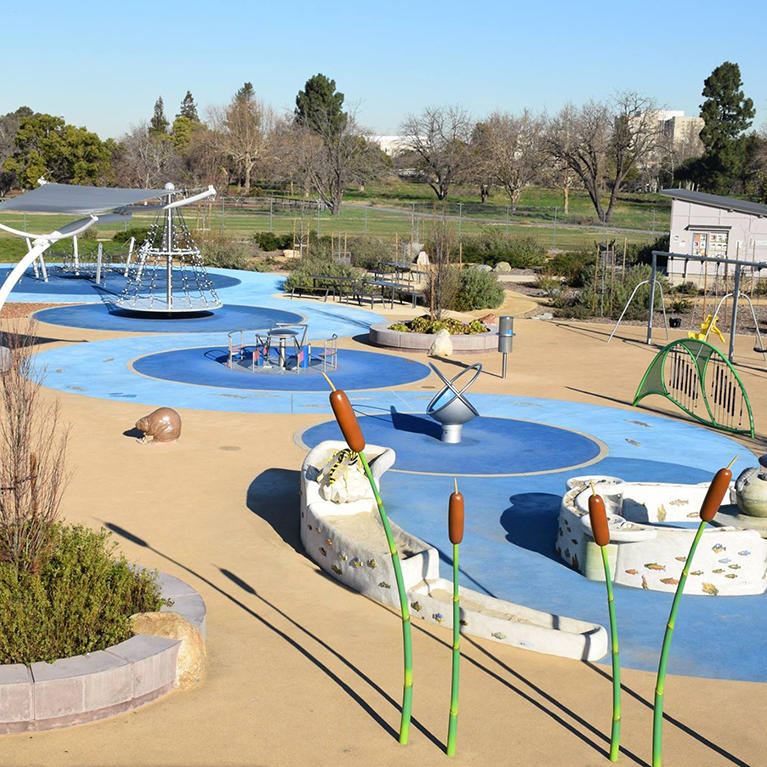 Rotary PlayGarden in San Jose