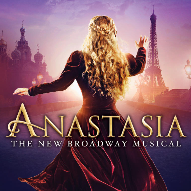 Anastasia at the San Jose Center for the Performing Arts