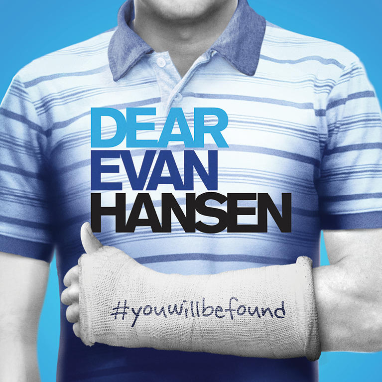 Dear Evan Hansen at the San Jose Center for the Performing Arts