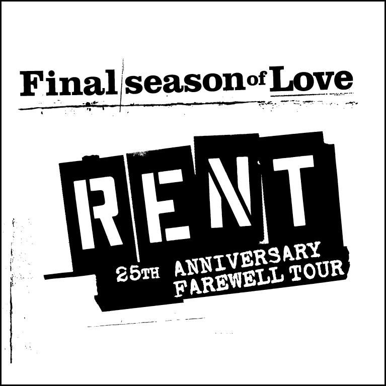 RENT at the San Jose Center for the Performing Arts