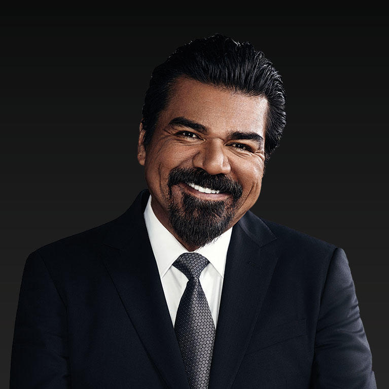 George Lopez at San Jose Civic in Downtown San Jose