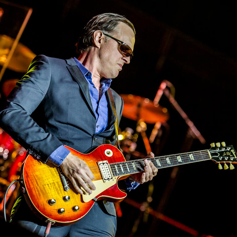 Joe Bonamassa at the San Jose Civic