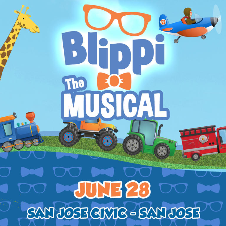 Blippi the Musical at San Jose Civic in Downtown San Jose