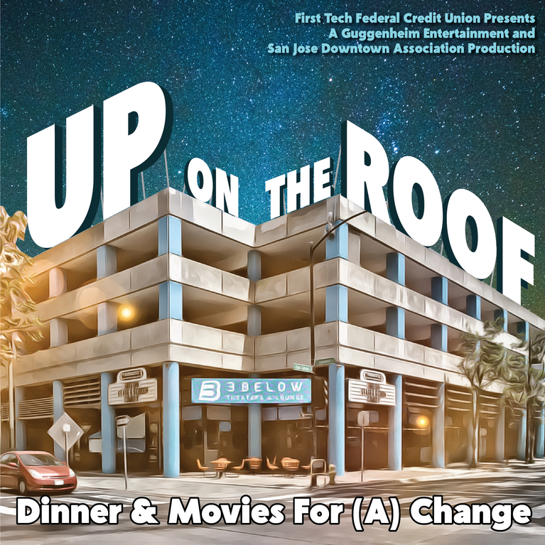 Up On The Roof: Dinner & Movies For (A) Change