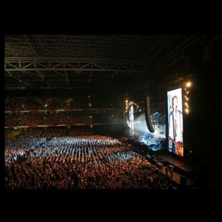 Paul McCartney 'Freshen Up' Tour