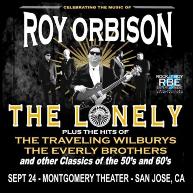 The Lonely - Celebrating the Music of Roy Orbison