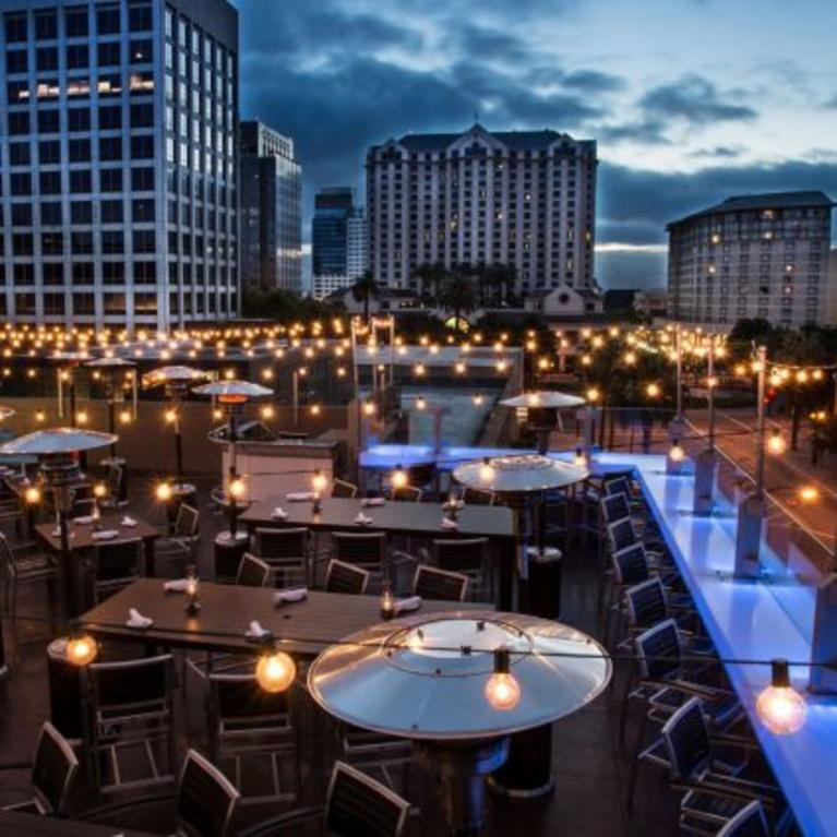 Rooftop Music Series at Scott's Seafood